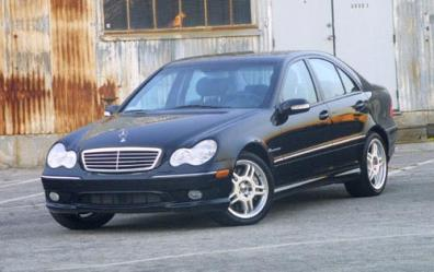 Mercedes-Benz C32 Parts