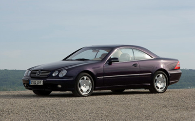 Mercedes-Benz CL500 Parts