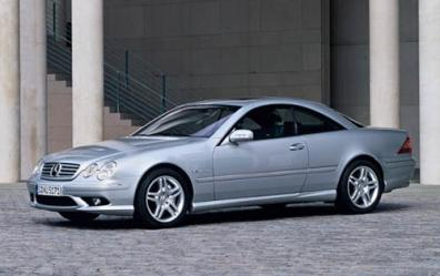 Mercedes-Benz CL55 Parts