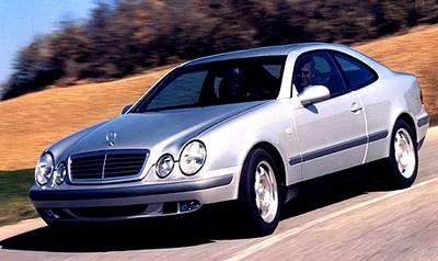 Mercedes-Benz CLK320 Parts