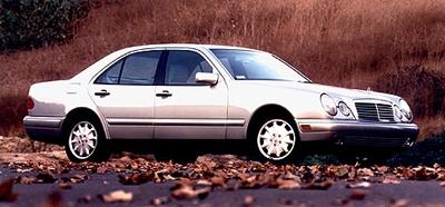 Mercedes-Benz E300 Parts