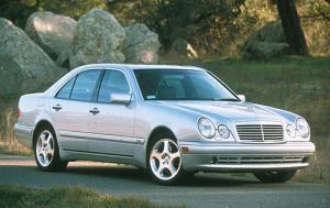 Mercedes-Benz E420 Parts