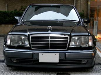 Mercedes-Benz E500 Parts