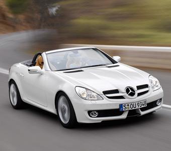 Mercedes-Benz SLK320 Parts