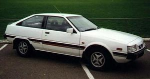 Mitsubishi Cordia Parts