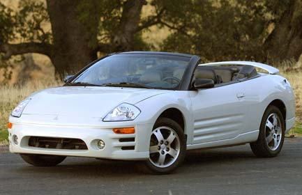 Mitsubishi Eclipse Parts