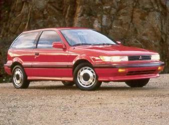 Mitsubishi Mirage Parts