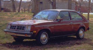 Pontiac 1000 Parts