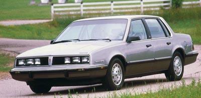 Pontiac 6000 Parts