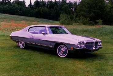 Pontiac Luxury LeMans Parts