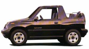 Pontiac Sunrunner Parts