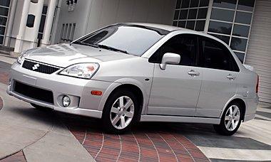 Suzuki Aerio Parts