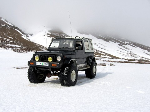 Suzuki SJ410 Parts