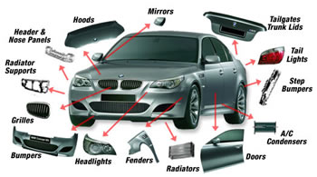 Used Parts, Used Automotive Parts