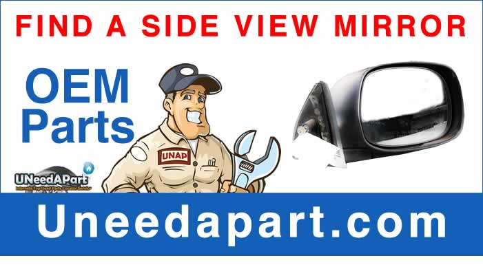 Get A Used A Side View Mirror From Uneedapart