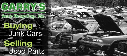 Garry S Auto Recycling Used Auto Parts Car Parts