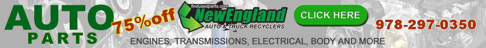 New England Auto Truck Recyclers
